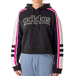 adidas Damen Sweatshirt Hd Sweatjacke