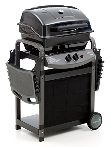 Zoom IMG-2 sochef saporillo barbecue nero grigio