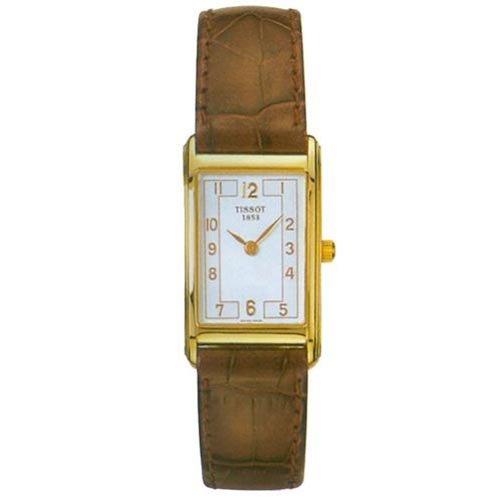 Tissot TISSOT NEW HELVETIA 18K GOLD T71.3.308.32 Reloj de Pulsera para mujeres