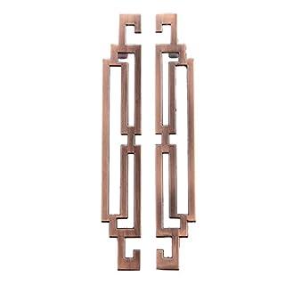 Türgriffe im Retro-Stil, Vintage-Griffe für Küchenschränke und Türen, Möbelbeschläge