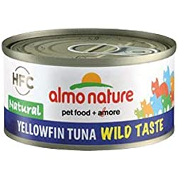 Almo Nature - HFC 70 Wild Taste - Natural - Thon - 24 x 70 Gram