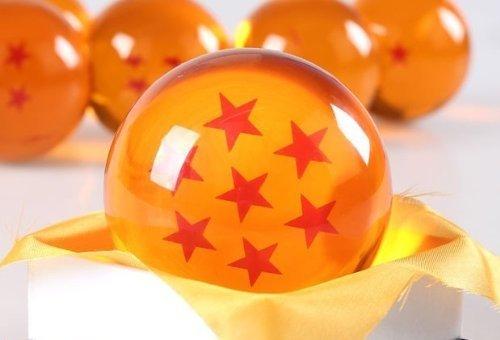 DBZ DragonBall Z - Boule de Cristal 7cm - 7 Étoiles