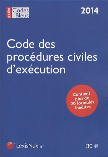 Code des procédures civiles d'exécution par Loïc Cadet