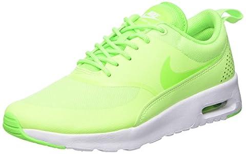Nike Damen Wmns Air Max Thea Gymnastik, Verde (Ghost Green/Elctrc Green/White), 38 EU (Nike Air Max Thea Black)