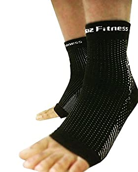 SyeJam Plantar Fasciitis Socks Sleeve- Walking   Running Compression Sock  for Mens   Womens Foot Care Pain Relief  2561060e7b