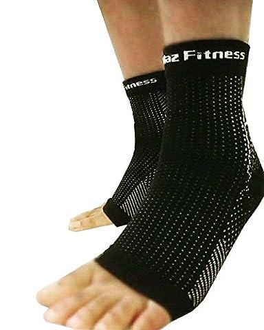 Mega Verkauf Plantarfasziitis Kompression Socken Ärmel–(1Paar = 2Stück)-bietet Relief, wie