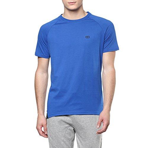 Ajile By Pantaloons Men's Plain Regular Fit T-Shirt