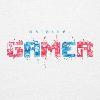 Planet Nerd - Original Gamer Graphic Print - Damen T-Shirt Weiß