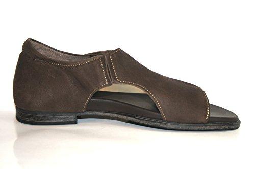 Think! sables 84541 sandelen pour femme - Braun (espresso/kombi 42)