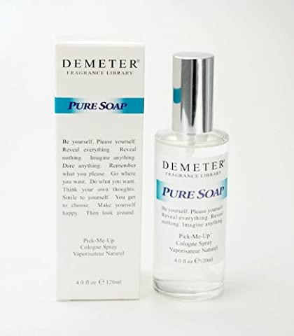 Demeter by Demeter Pure Soap Cologne Spray 120ml