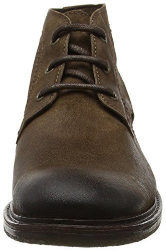 FLY London Herren Urie074fly Wüstenschuhe Braun (Brown)