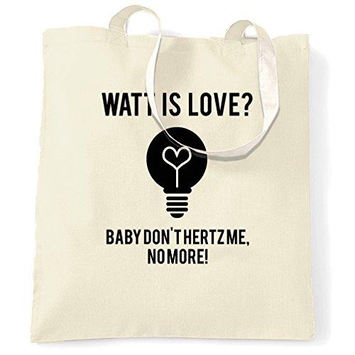 watt-is-love-baby-dont-hertz-me-no-more-tote-bag