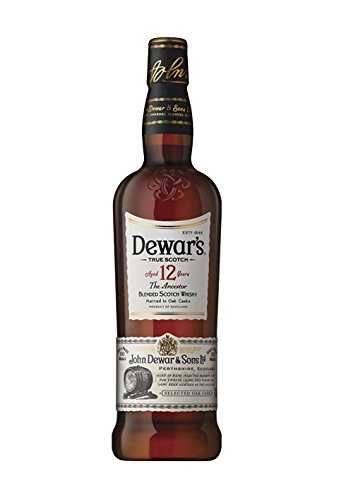 Dewar's Whisky Escocés 12 años - 700 ml