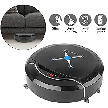 Lesgos Robotic Vacuum Cleaner 3 In 1 Smart Clean Robot