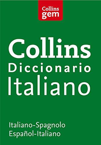 COLLINS GEM DICCIONARIO ITALIANO