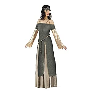 Limit Sport - Disfraz medieval de Lady Ginebra para adultos, talla L (EA029)