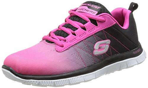 skechers-shoes-flex-appeal-new-arrival-hot-pink-black-395