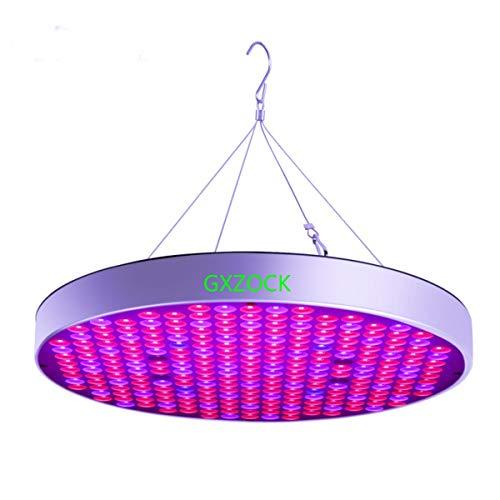 50W LED Grow Lights mit UV IR, Upgraded Vollspektrum Grow Lampen für Zimmerpflanzen, Sämlinge, Gemüse, Blumen und Früchte, Hydrokultur & Bio P