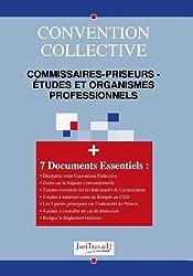 3222. Commissaires-priseurs - Etudes et organismes professionnels Convention collective