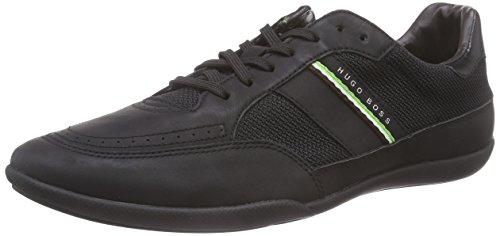 Boss Green City Tex 10185176 01, Baskets Basses Homme Noir (001 Black)