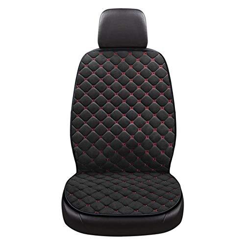 martialart Sitzheizung, Beheizbare Sitzauflage, Autositzauflage Mit Intelligente Temperaturregelung, Heizbare Sitzauflage Verschleißfestigkeit, Kältebeständigkeit, Heizkissen Für Pkw, LKW, Kfz,