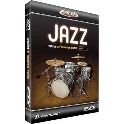 EZX Jazz Sounds for EZ Drummer