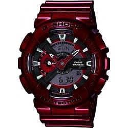 G-Shock Neo Metallic Watch - Red