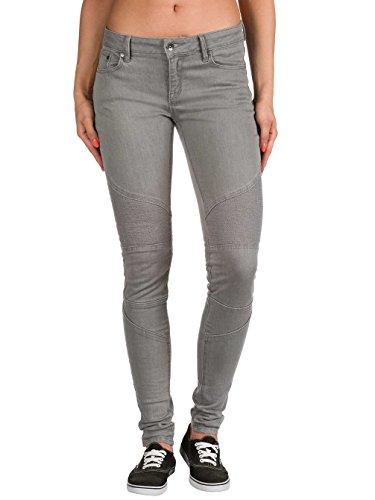 Roxy Damen Skinny Fit Jeans grau 28