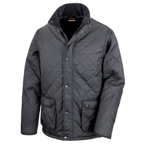 Risultato Urban Outdoor Wear città Cheltenham Jacket nero