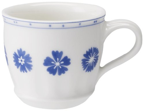 Villeroy & Boch Farmhouse Touch Blueflowers Mokka-/Espressoobertasse 0,10 l Boch Farmhouse