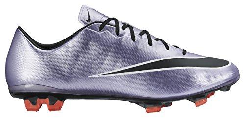 Nike Mercurial Veloce II Fg, Scarpe da Calcio Uomo Argento (SilverSilver)