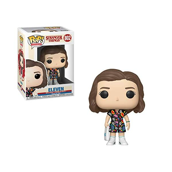 Funko Pop Eleven con outfit de centro comercial (Stranger Things – Tercera temporada 802) Funko Pop Stranger Things