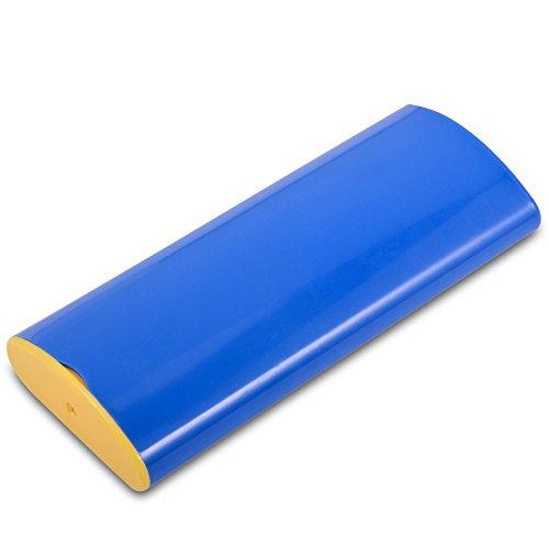 Foshio Safety Entsorgungsbehälter für 30° Schneidenwinkel Abbrechklingen 9mm cuttermesser wiederverwendbar und handlich Klinge Einwegtasche Aufbewahrungstasche Verhindern von Schärfe.