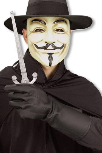 V Vendetta Handschuhe (Vendetta For V Handschuhe)