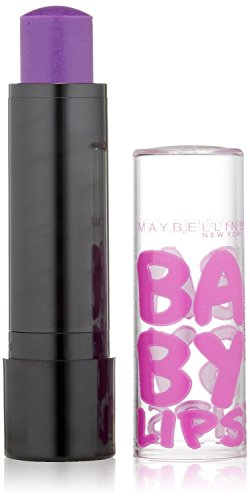 Maybelline New York Baby Lips Balm Electro, Berry Bomb, 0.15 Ounce (Pack of 2)