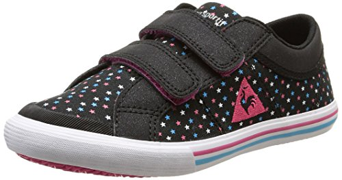 Le Coq Sportif Saint Gaetan PS Stars, Baskets Basses Fille