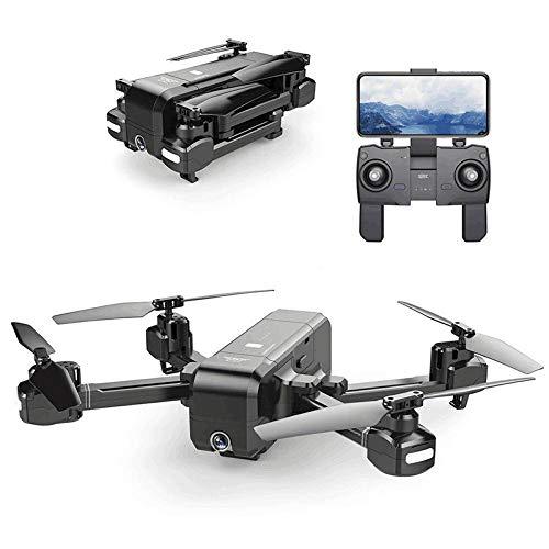 Faironly Z5 5G WiFi FPV con 1080P Fotocamera Doppio GPS dinamico Follow RC Drone quadricottero Black 1080p
