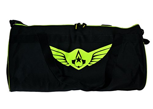 Auxter Gym Bag, Black