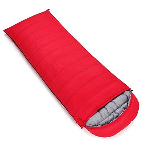 W.zz sacco a pelo - 3 posti letto singolo per adulti e sacchi a pelo per bambini campeggio all'aperto - leggero, compatto e resistente all'acqua per un sonno caldo e confortevole,d