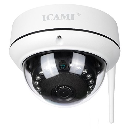 ip kamera icami hd 720p berwachungs kameras wlan wireless. Black Bedroom Furniture Sets. Home Design Ideas