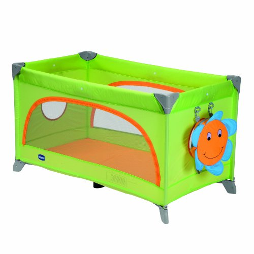 Preisvergleich Produktbild Chicco 0607900551020 - Reisebett Chicco Spring, Design: Kiwi