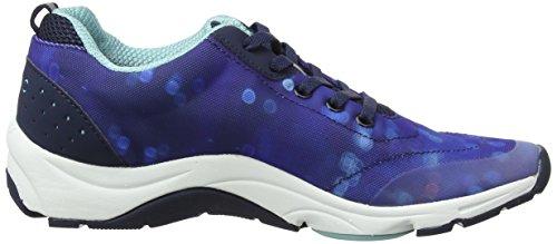 Vionic Tourney, Chaussures Multisport Outdoor Femme Bleu (Bleu)