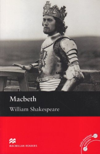 Macbeth: Upper Intermediate (Macmillan Readers) by Margaret Tarner (2010-01-04)