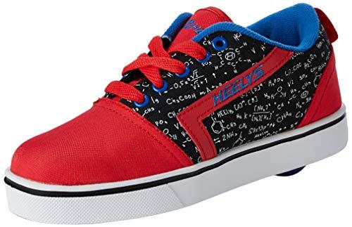 Heelys GR8 Pro Prints (he100638), Zapatillas Unisex Niños, Rojo (Red/Black/Blue/Chemistry Red/Black/Blue/Chemistry), 31...