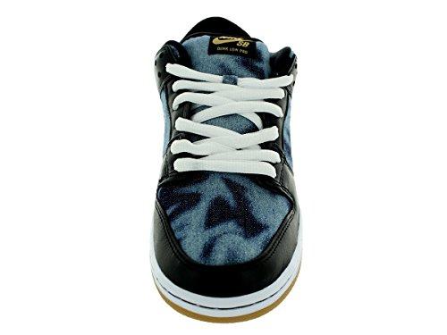 Nike Herren Dunk Low Premium Sb Skaterschuhe Schwarz