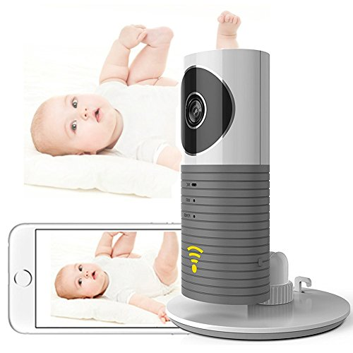 Kabellose Security Kamera Baby Monitor IP Kamera Home Security ¨¹berwachung mit Bewegungserkennung,Stereo 2 Wege Audio zum Gegensprechen,PIR Nachtsichtmodus, Alarm Informationen