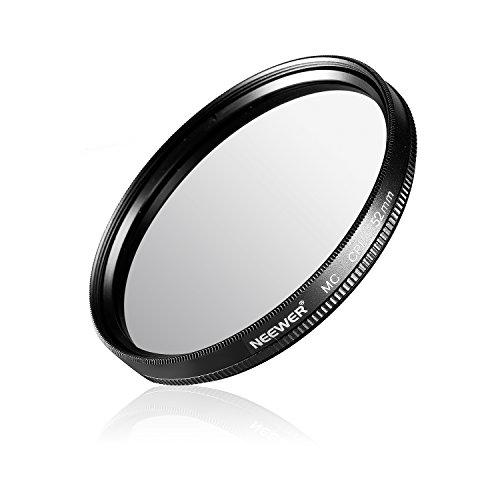 Galleria fotografica Neewer® 52mm CPL polarizzatore circolare filtro multibesch Riflessi con panno in microfibra per l' obiettivo della fotocamera con un 52mm filettatura filtro