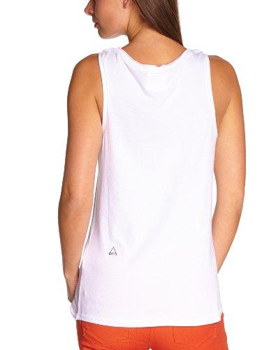 Eleven Paris - T-Shirt - Femme Blanc (M99 White)