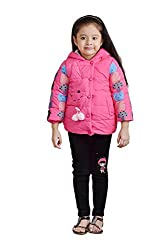 Winters are on their way, and its time to update wardrobe with cute winter wear apparels. Crazeis brings to you this Nylon half jacket to keep your little one warm and comfortable this winter. Dress to impress with Crazeis beautiful selection of girls occasion dresses. Here you can find a wide range of Indian ethnic kids wear and party wear, which includes kids wollen Jacket With Leggings, Lehenga Choli and Salwar Kameez, Gown, Dress, Pari Dress etc. This Festive Season- Go Ethnic