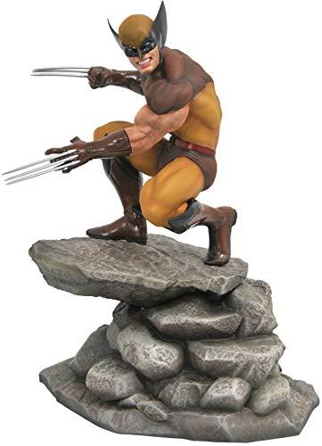 Diamond Select 699788828267 Figur, verschieden (Wolverine Marvel Helden Kostüm)